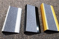 Stair nosing suitable for all surfaces