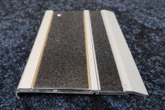 Stair nosing suitable for brick pavers